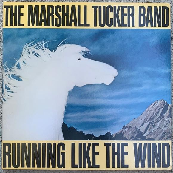 Marshall Tucker Band- Running Like the Wind vinyl